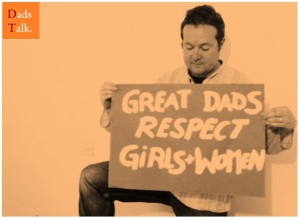 Great Dads Respect - Dads Talk