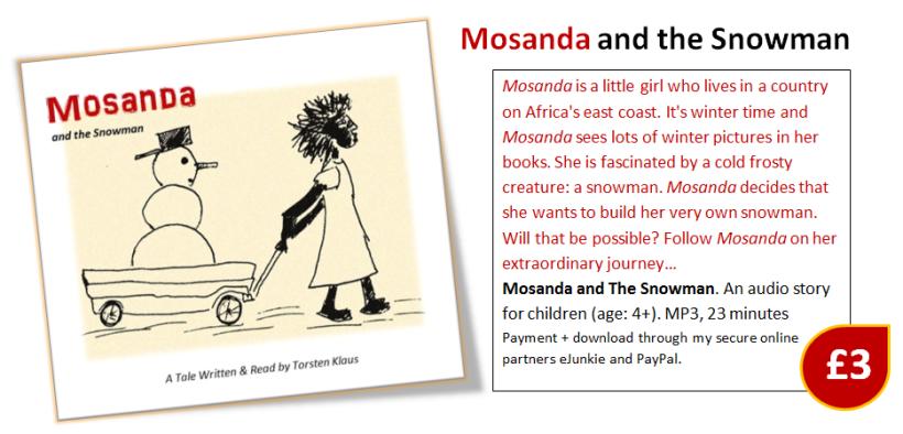 Mosanda Online Banner