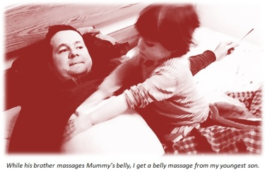 Belly Massage